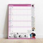 Copertina Calendario - Agenda/Mafalda n.1