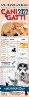 Copertina Calendario - Agenda/Cani e Gatti n.1