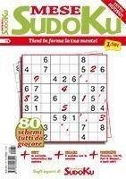 Copertina Sudoku Mese n.78