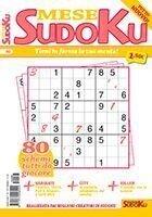 Copertina Sudoku Mese n.86