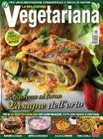 Copertina La Mia Cucina Vegetariana n.62