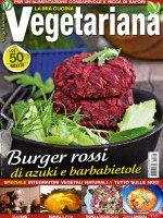 Copertina La Mia Cucina Vegetariana n.69