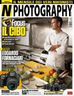 Copertina Nikon Photography n.38