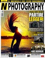 Copertina Nikon Photography n.41