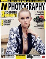 Copertina Nikon Photography n.44
